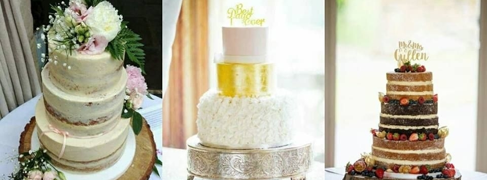 wedding cake Bath
