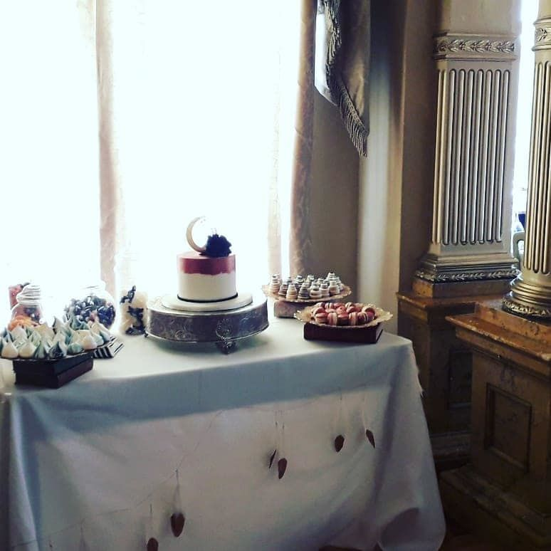 dessert tables Bath