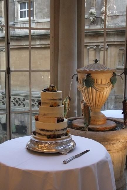 Roman Bath weddings