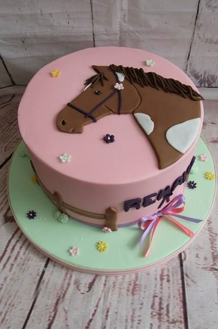 pony cakes for girls Bath