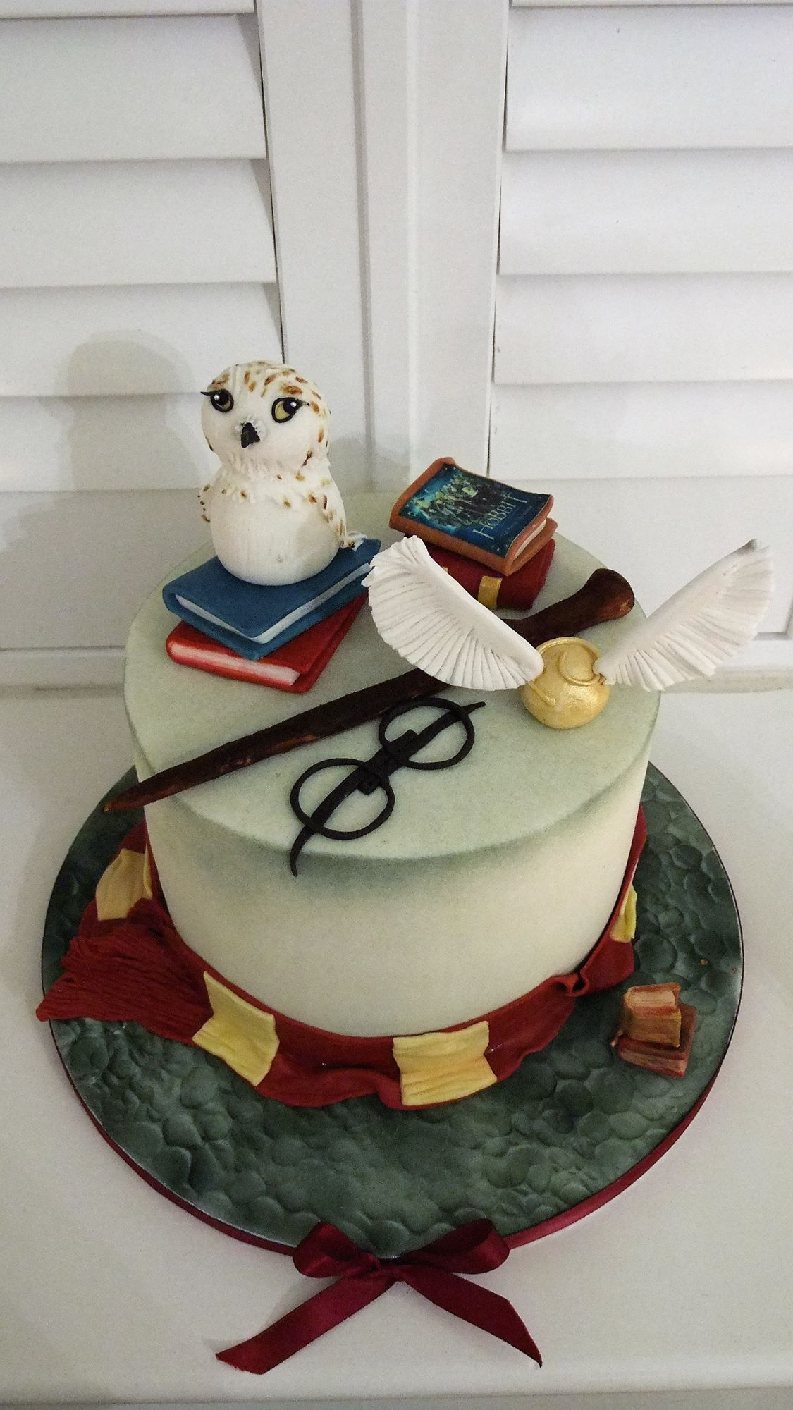 harry potter cakes Bath