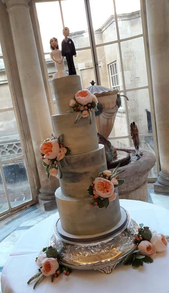 wedding cakes bath|the duke of cakes