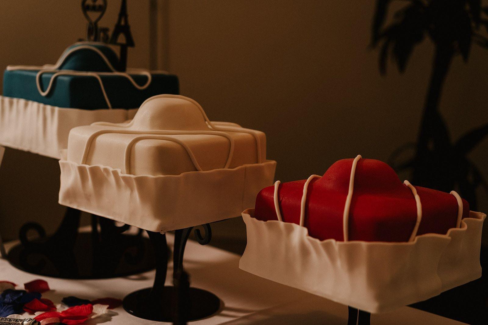 french fancie wedding cakes