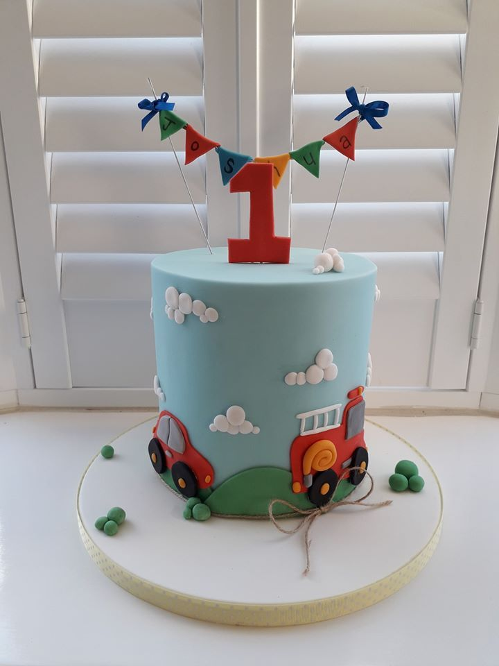 first birthday cakes for boys Bath