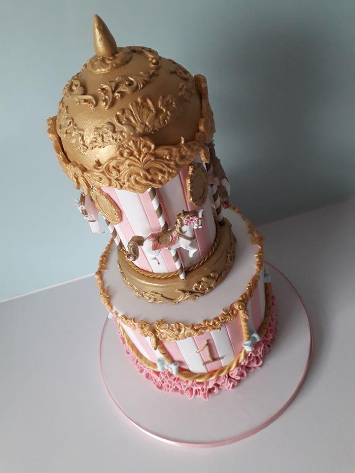 carousel cakes Bath