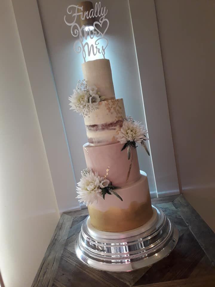 Bath wedding cake makers