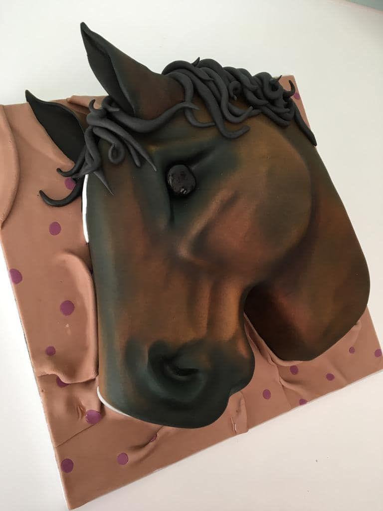 horse head cakes Bath