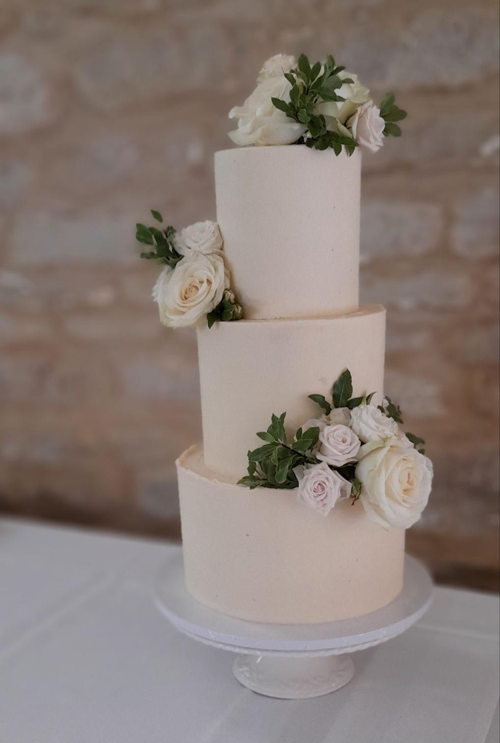 Wedding cakes Bristol and Bath