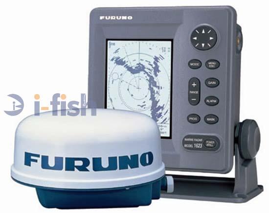 Furuno M1623 Radar, 6