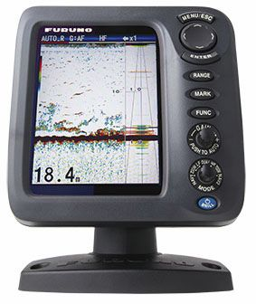 "Furuno FCV-628 (5.7"") Fish Finder Echo Sounder (no transducer)"