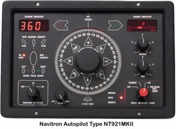 Navitron NT921 MkII Autopilot System