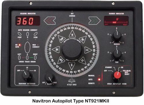 Navitron NT921 Mk2 Autopilot System