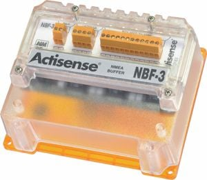 Actisense NBF-3 NMEA 0183 Buffer, 1 in, 6 out