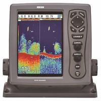 Koden CVS-128 Digital Echo Sounder (no transducer)