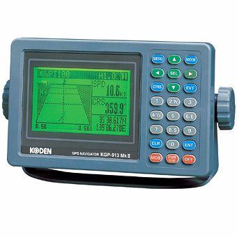 Koden KGP-913 MkII GPS Navigator (with antenna)