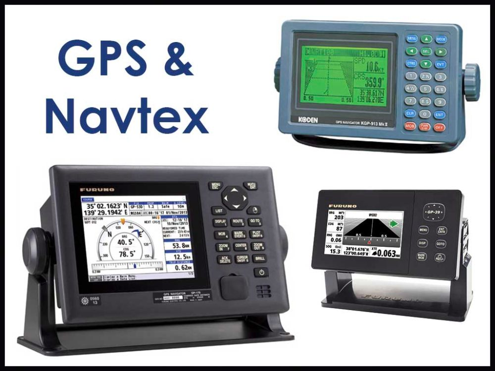 GPS Navigators / Navtex