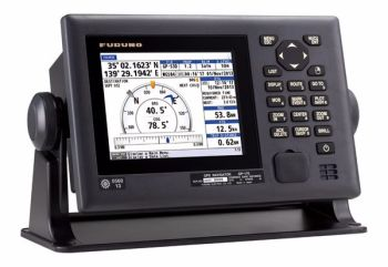 Furuno GP-170 wheel marked GPS Navigator (with antenna)