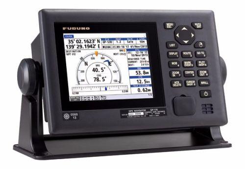 Furuno GP-170 wheel marked GPS Navigator