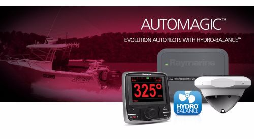 Raymarine Autopilot System EV-200 Hydraulic Pack