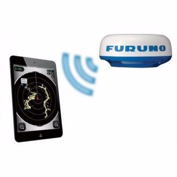 Furuno DRS4W WiFi 4kW Wireless Radar
