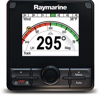 Raymarine Autopilot Control Head p70Rs [Power]