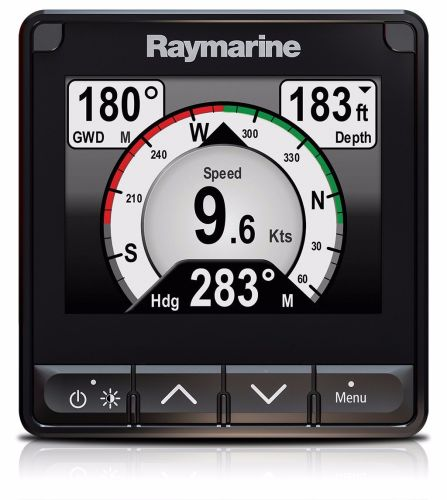 Raymarine Multifunction Colour Instrument Display