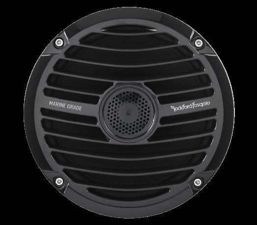 Rockford Fosgate Marine Speaker Coax/Component Speaker ( Black or White )
