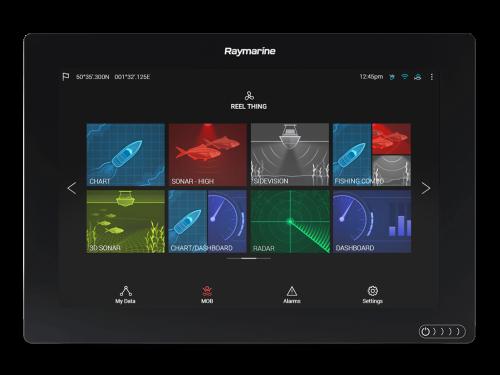 Raymarine Axiom 12 Multi Function Display