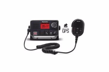 Raymarine Ray52 Radio with Integrated GPS Receiver