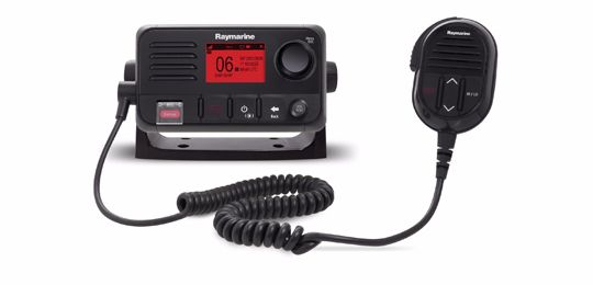 Raymarine Ray70 VHF Radio with GPS and AIS receiver