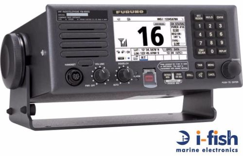 Furuno VHF Radio FM-8900S Class A IMO Approved