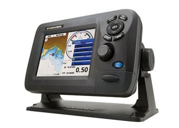 "Furuno 7"" Wide Colour LCD GPS Chart Plotter & Fishfinder Combo"