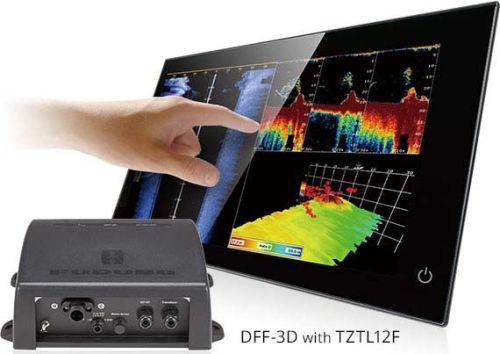 Furuno DFF-3D Network Multi-Beam Sounder