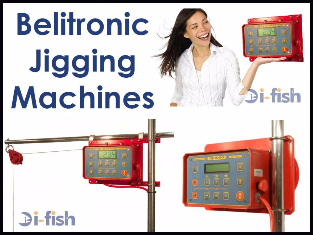 Belitronic Jigging Machines