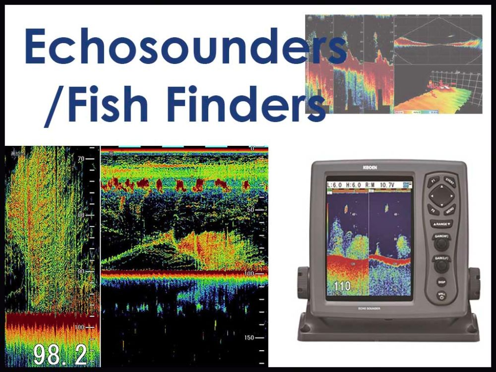 Echosounders / Fishfinders