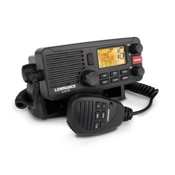 Lowrance Link 5 VHF Radio + ATIS func NMEA 0183 Connectivity