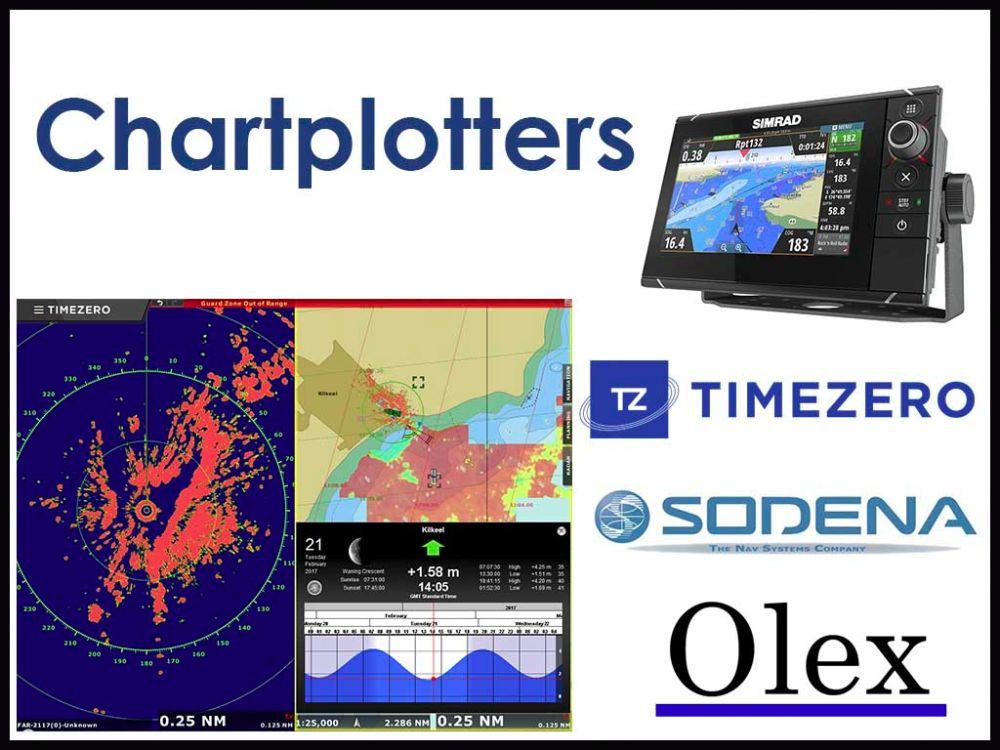 Chartplotters