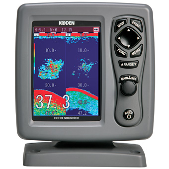 Koden CVS-126 Digital Echo Sounder (no transducer)
