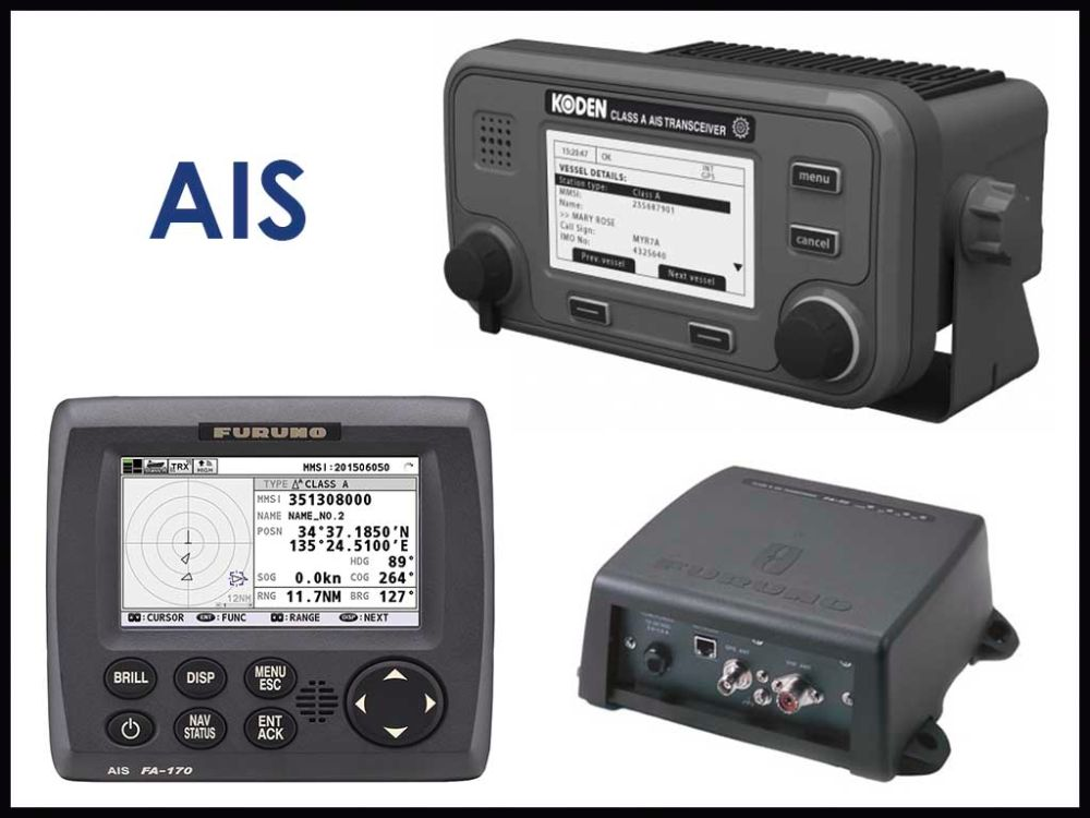 AIS (Automatic Identification System)