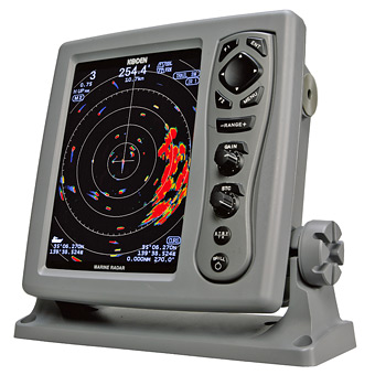 "Koden MDC-941 Radar, 8.4"" Colour LCD Display (inc's 4kW Radome)"