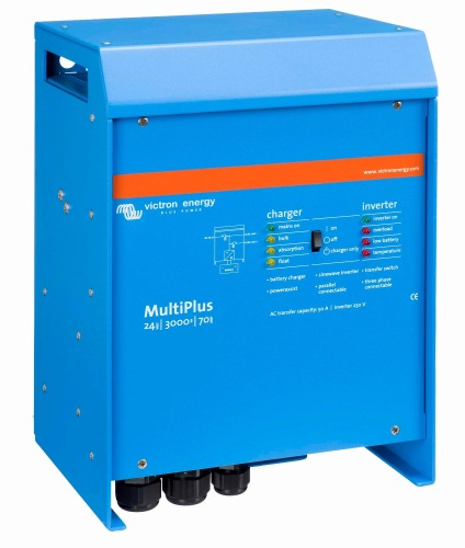 MultiPlus Inverter/Charger 24/3000/70-16
