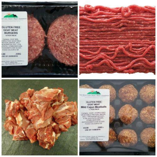 Goat Meat Taster Pack