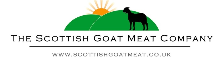 The Scottish Goat Meat Company, site logo.