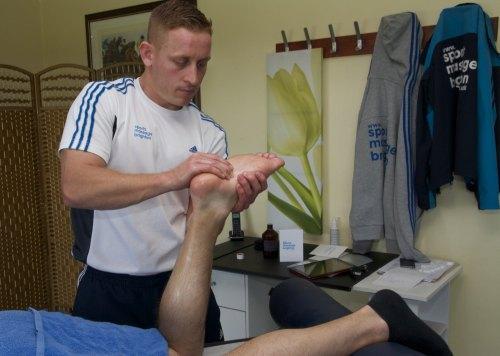 Sports Massage 5x30mins block booking