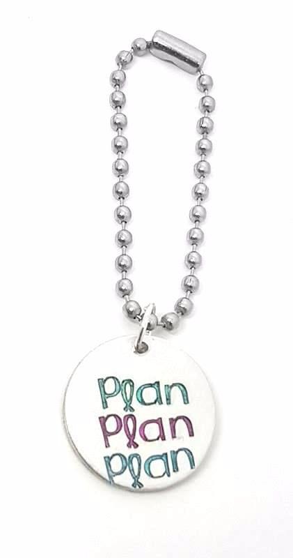 Plan Plan Plan Planner Charm