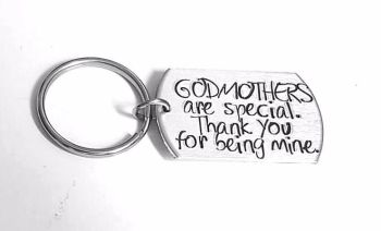 Godmothers are special...  Keyring