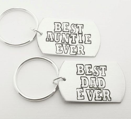 Best Ever Keyring - Choose your Family Member