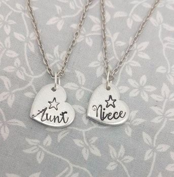 Aunt & Niece Necklaces