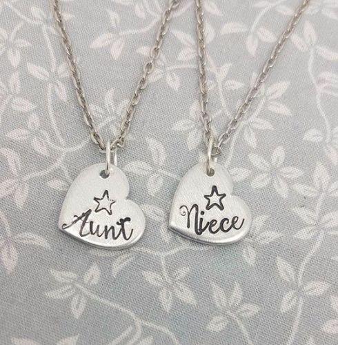 Aunt & Niece Necklaces