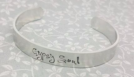 Gypsy Soul - Cuff Bracelet